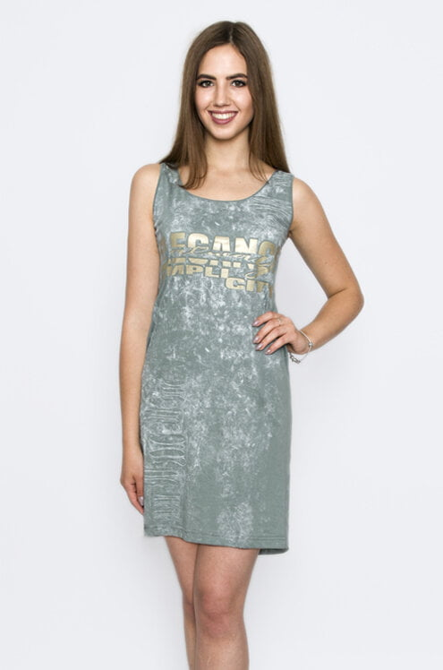 """Платье """"ELEGANCE"""", хаки"""